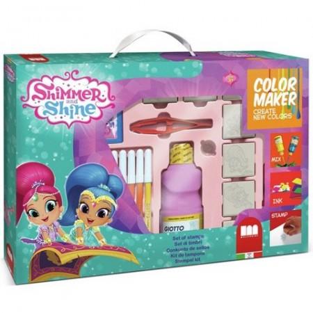 Set creativ Color Maker Shimmer si Shine