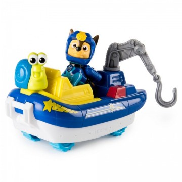 Set de joaca Chase Sea Patrol Vehicle Patrula Catelusilor