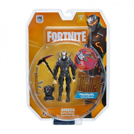 Set de joaca Omega Early Game Survival Kit Fortnite