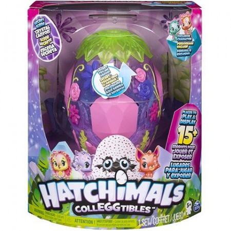 Set de joaca Scena Secreta Crystal Canyon Hatchimals CollEGGtibles