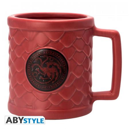 Cana 3D Targaryen Urzeala Tronurilor