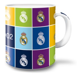 Cana FC Real Madrid multicolor