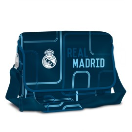 Geanta de umar pentru laptop FC Real Madrid Future