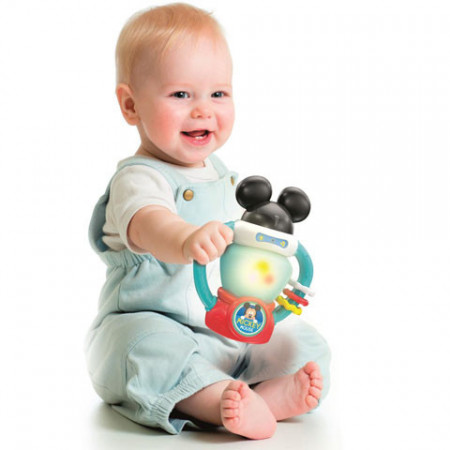 Lampa cu sunete Baby Mickey Mouse Disney Baby