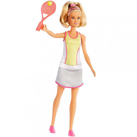 Papusa Barbie jucatoare de tenis Barbie You Can Be Anything