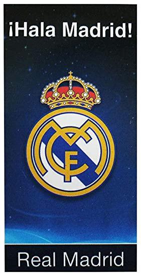 Prosop de plaja Real Madrid 140x70 cm RM171106