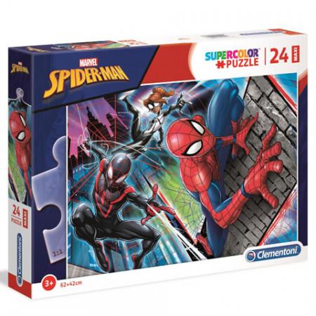Puzzle Marvel Spiderman Clementoni 24 piese