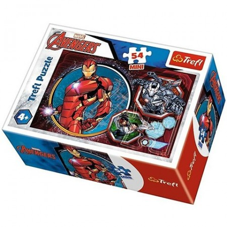 Puzzle mini Avengers 54 piese