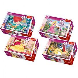 Puzzle Printesele Disney 54 piese