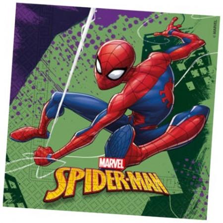 Servetele pentru petrecere Spiderman