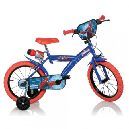 Bicicleta copii Spiderman 16""