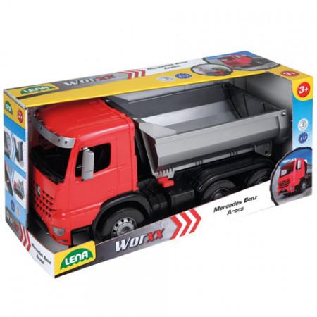 Camion Worxx Mercedes-Benz Arocs Lena 45 cm
