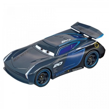 Poze Circuit electric masinute Fulger McQueen si Jackson Storm Cars 3 Carrera First 2,9 m