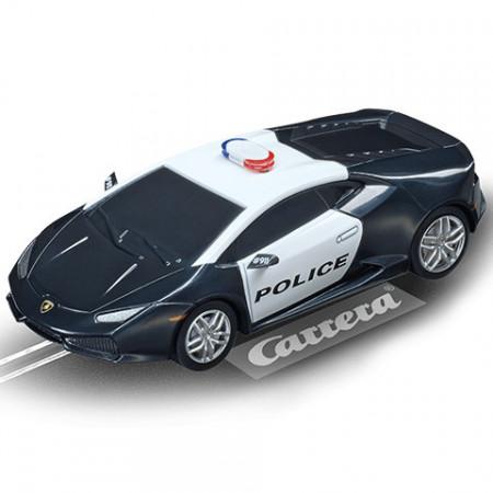 Circuit electric masinute Lamborghini Huracan si Mercedes AMG Mission Control Carrera Go 6,2 m