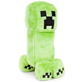 Poze Figurina de plus Creeper Minecraft 25 cm