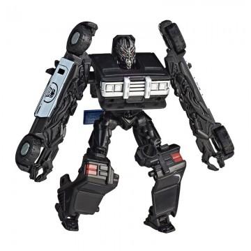 Figurina robot Barricade Transformers Bumblebee Energon Igniters Speed Series