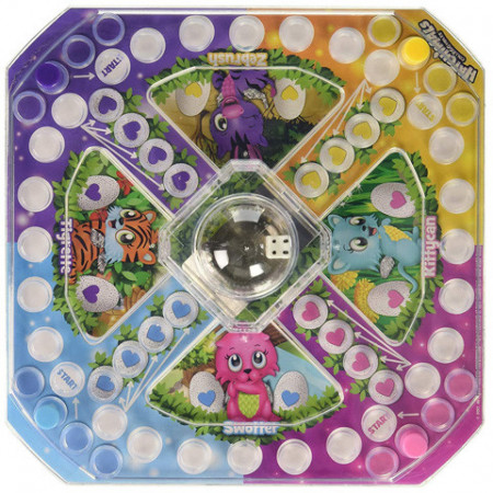 Joc de societate Hatchimals Cine rade la urma Spin Master