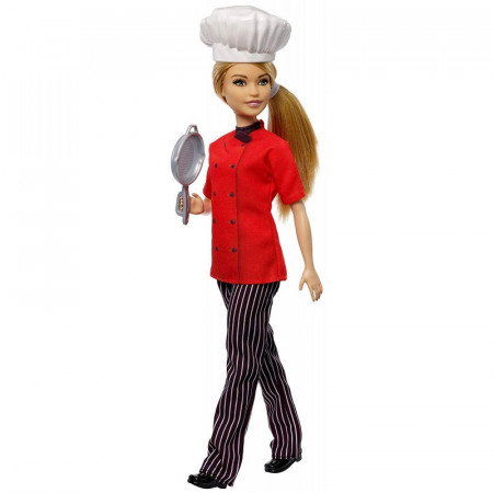 Papusa Barbie bucatar Barbie You Can Be Anything