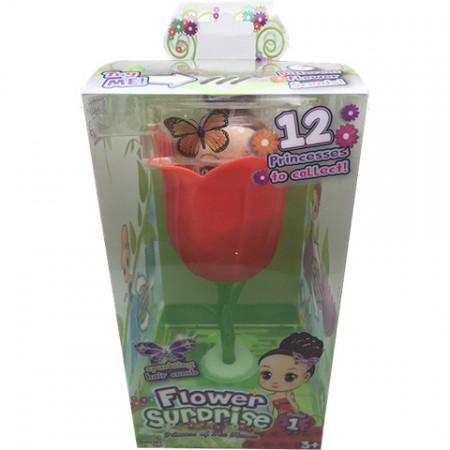 Papusa Monica Flower Surprise