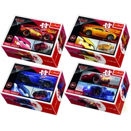 Puzzle Cars 3 54 piese
