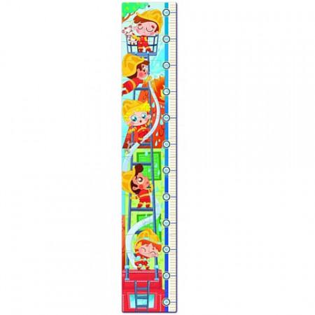 Puzzle Measure Me Pompieri Clementoni 30 piese