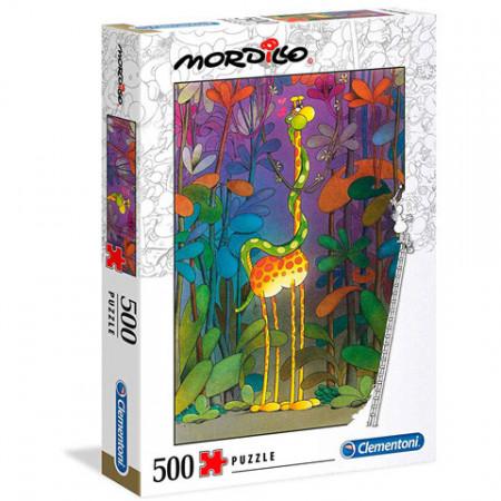 Puzzle Mordillo The Lover Clementoni 500 piese