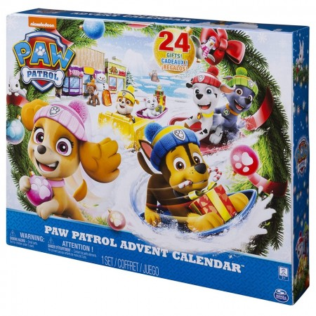 Poze Set de joaca Calendar Advent 2019 Patrula Catelusilor