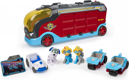 Set de joaca Mighty Cruiser Patrula Catelusilor Mighty Pups