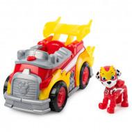 Set de joaca Marshall Deluxe Vehicle Patrula Catelusilor Mighty Pups