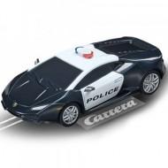 Masinuta Lamborghini Huracan Police Carrera GO