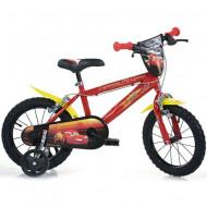 """Bicicleta copii Cars 16"""""""