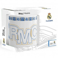 Cana FC Real Madrid alb 325 ml