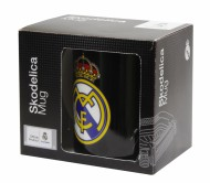 Cana FC Real Madrid alb-negru