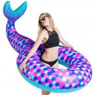 Colac gonflabil Sirena Uriasa