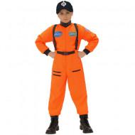 Costum de astronaut Widmann 128 cm