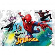 Fata de masa Spiderman