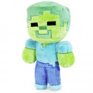 Figurina de plus Zombie Minecraft 25 cm