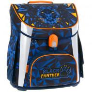 Ghiozdan ergonomic cu pereti rigizi Black Panther 41 cm