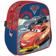 Ghiozdan Fulger McQueen si Jackson Storm Cars 3 28 cm