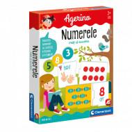 Joc educativ Numerele Agerino Clementoni