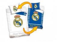 Lenjerie pat FC Real Madrid 160x200 cm RM16-1001