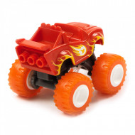 Masinuta Fire Rider Blaze - Blaze si Masinile Uriase