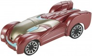 Masinuta mecanica Iron Man Flip Fighters Hot Wheels