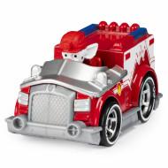 Masinuta metalica de pompieri Marshall Patrula Catelusilor