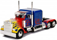 Masinuta metalica Optimus Prime T1 Hollywood Rides Transformers 21 cm