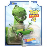 Masinuta metalica Rex Toy Story 4 Hot Wheels