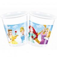 Pahare de plastic pentru petrecere Printesele Disney