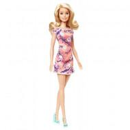 Papusa blonda Barbie Flower Dresses