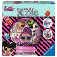 Puzzle 3D 72 piese LOL Surprise
