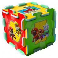 Puzzle din spuma Patrula Catelusilor 8 piese